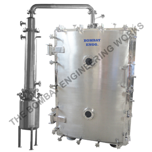 Bombay Engg | Toothpaste Manufacturing Plant | Tray Dryer